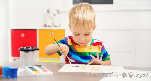 子供のお絵かき教室