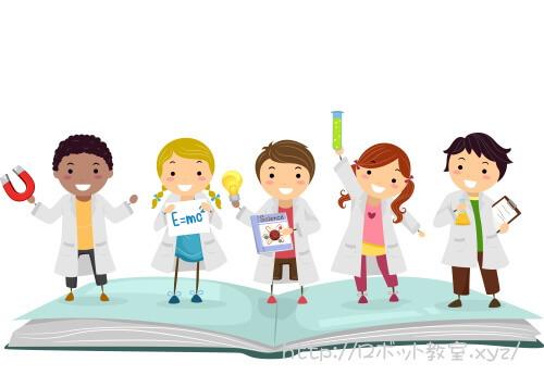 子供たちの将来の夢は科学者になることです。