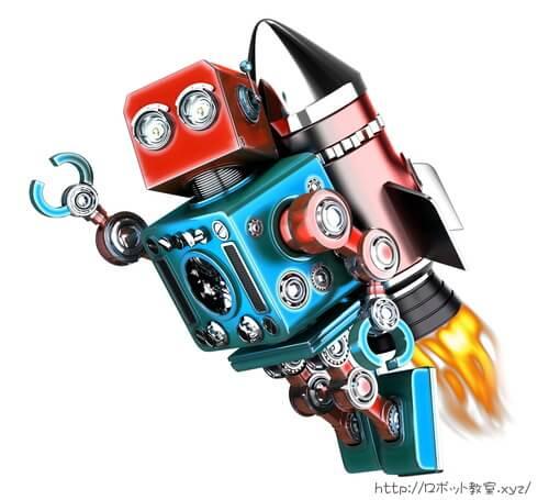 宇宙工学が専門分野のヒューマノイドロボット