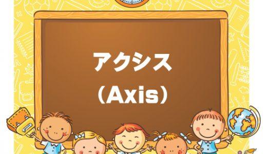 アクシス(Axis)ロボットプログラミング講座の口コミ・評判