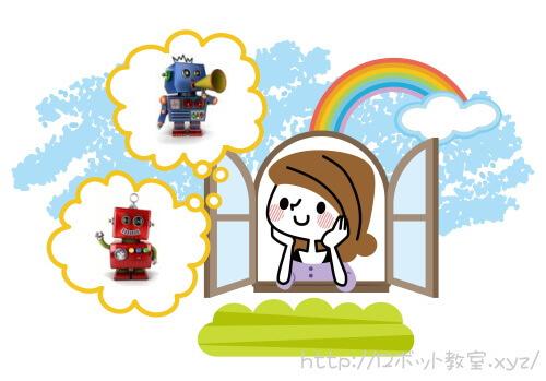 ロボットorプログラミング