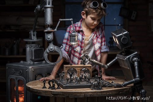 ロボット教室プログラミング教室の口コミ評判