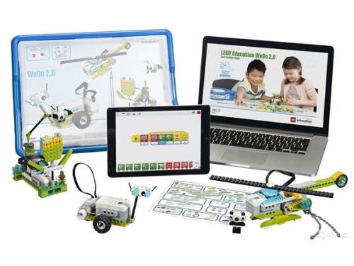 レゴWeDo2.0。legoプログラミングキット