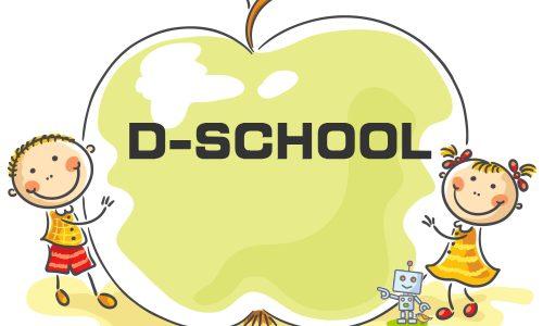 D-SCHOOLでマインクラフトとマイクラッチを体験。オンラインでプログラミングを楽しむコツ