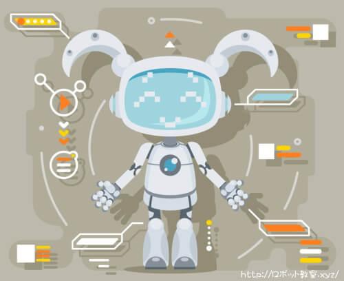 ウサギ型ロボット
