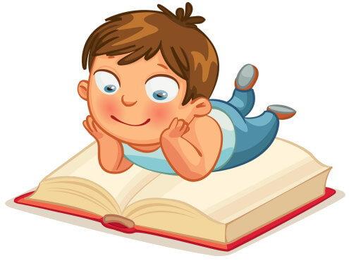 読書が大好きな少年時代