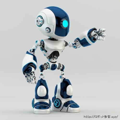 AIで考える力のあるロボット
