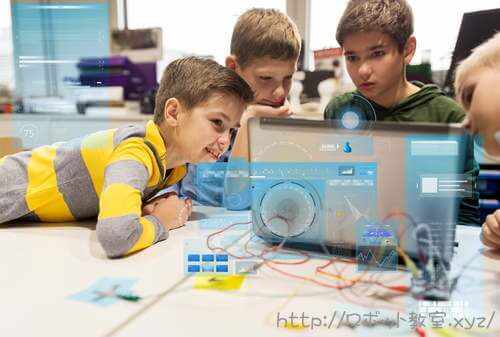 ロボット・プログラミングスクール
