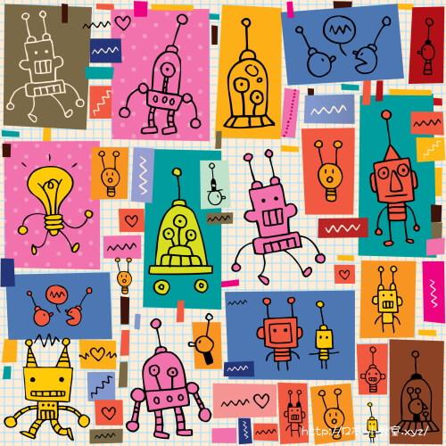 いろんなロボットを製作します