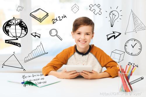 男の子にもプログラミングは大人気