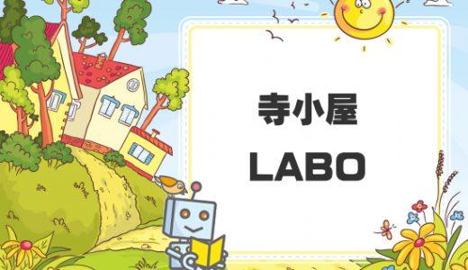 「寺小屋LABO」ロボットプログラミング教室の口コミ・評判