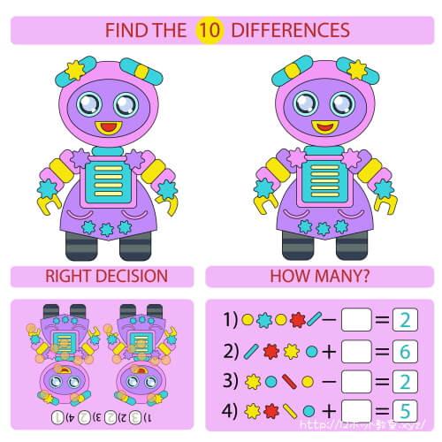 女の子に人気のガールロボット