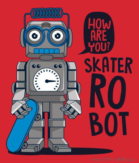 人工知能搭載の二足歩行ロボット