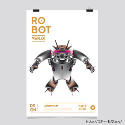 ロボットのデザイン