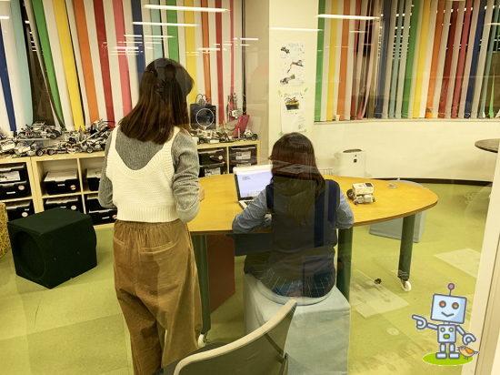 りたりこわんだー小学生ロボット教室