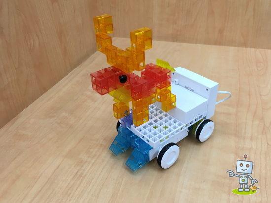 ロボットプログラミング教材koovクーブ