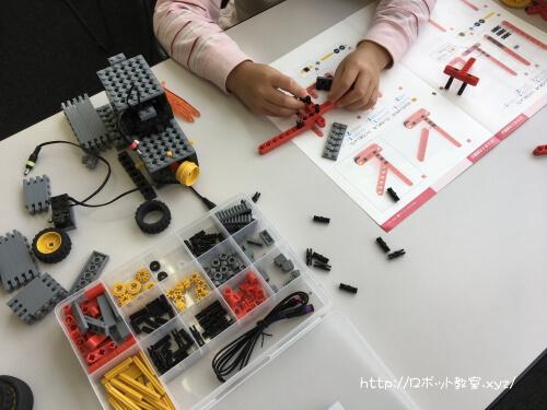 ロボットプログラミング教室の体験ブログ