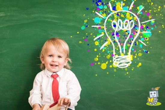 自分の考えやアイデアを自信をもって発言できるのは大事だよね