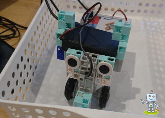 ロボット作りとプログラミングを体験したので口コミします