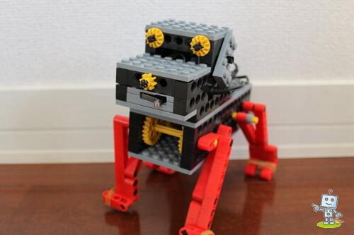 多摩のロボットプログラミング教室に小学3年生から中学2年生まで通学