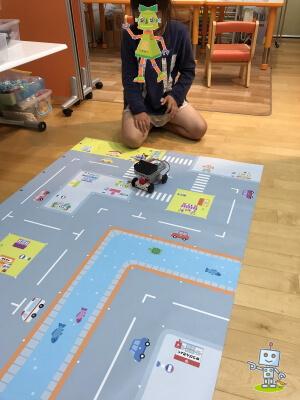 横浜小学生プログラミングスクールの体験授業