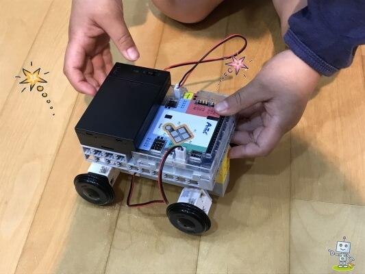 ロボット教室の効果は?