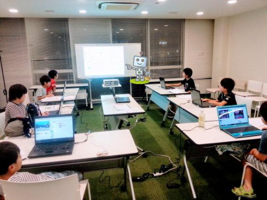 三郷市にある小学生中学生のロボットプログラミングスクール