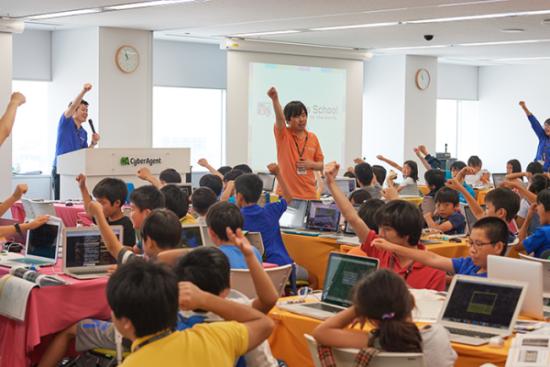 テックキッズスクールでプログラミング学習する効果